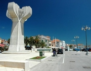 Center of Vodice
