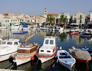 Vodice harbour